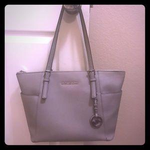 MICHAEL Michael Kors Accessories - Grey Michael Kors handbag